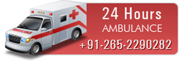 24 Hours Ambulance